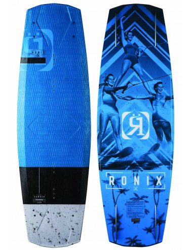 2018 Ronix Parks I-Beam Air Core 3 Boat Wakeboard