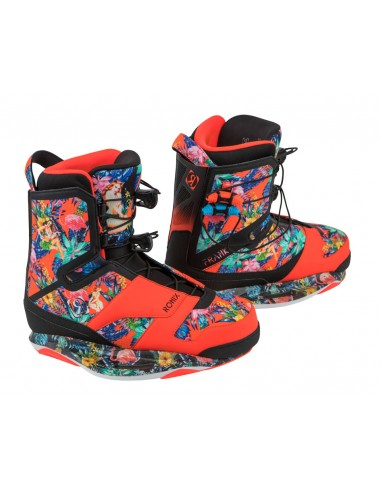 Botas Wakeboard Ronix Frank Boot - Totally Tropical 2018