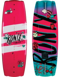 Ronix August 2019 Wakeboard Barco Niñas