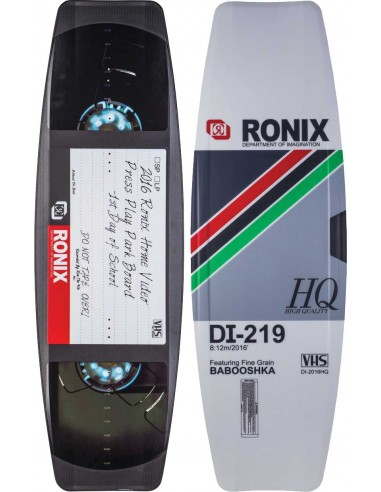 Ronix Press Play 2016 Cable Wakeboard