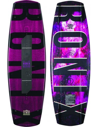 """2018 Ronix Limelight ATR """"SF"""" Boat Wakeboard"""
