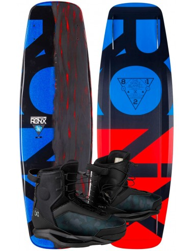 Ronix Space Blanket ATR + Parks Boat Wakeboard Package