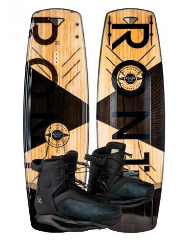 Pack Wake Barco Ronix Darkside + Parks