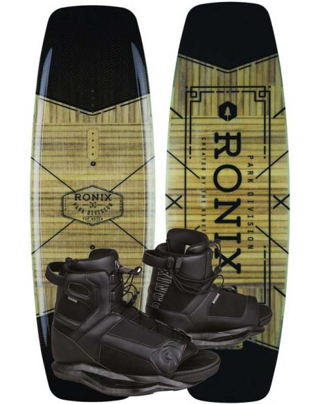 Ronix Top Notch Wakepark Package