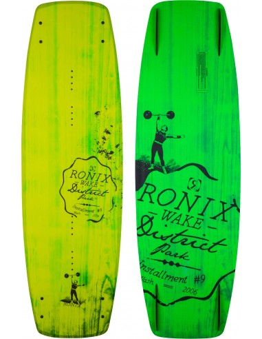 Ronix District Tabla Wakeboard Barco y cable