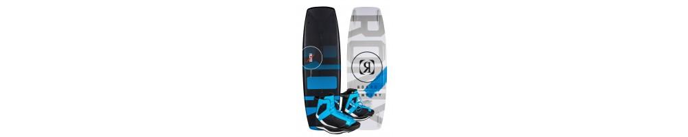 Ofertas en Packs de tablas y botas Wake | Outletwakeboard.com